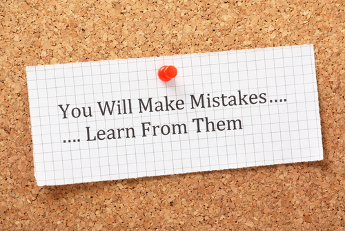 Image result for learning from mistakes