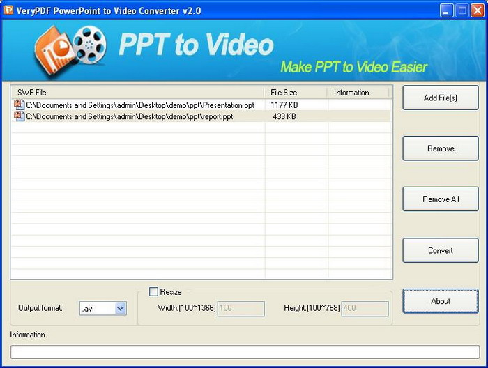 video convertor program