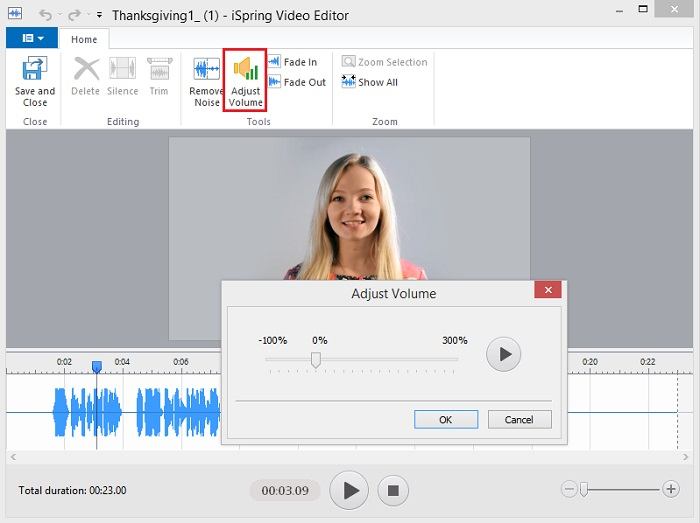 how to add and audio to powerpoint