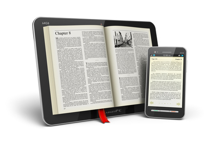 Use Android tablet and iPad for e-Learning