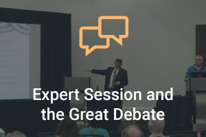 LSCON 2016: The Great Debate