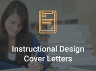 instructional designer cover letters