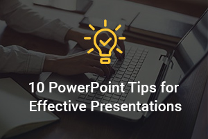 make a powerpoint