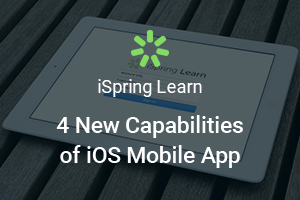 New Capabilities for iOS Mobile App