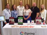 iSpring at the Core4 Conference
