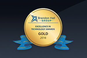 iSpring wins Brandon Hall Gold Award