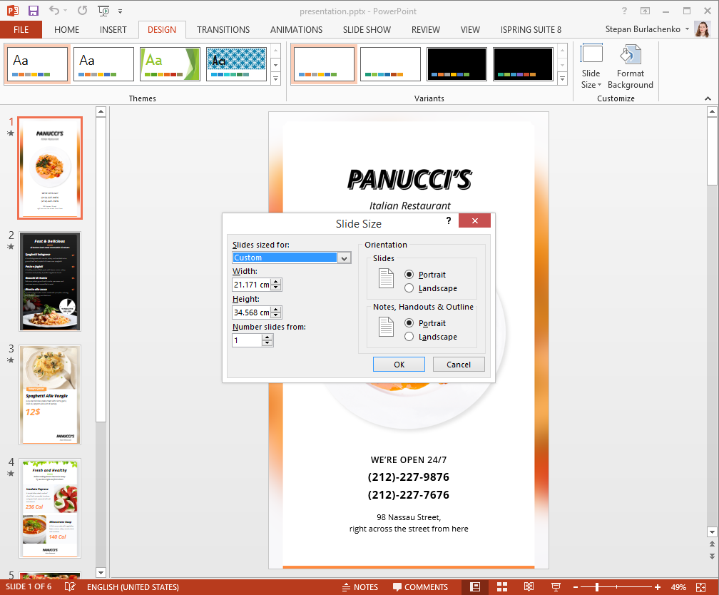 How to Make Professional Digital Signage in PowerPoint