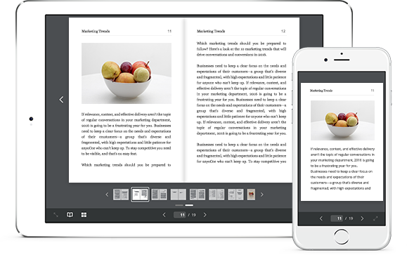 Turn ordinary documents, lecture summaries and manuals into e-Learning courses