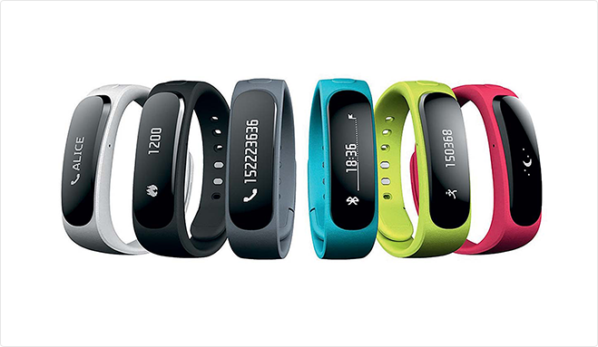Fitness bands