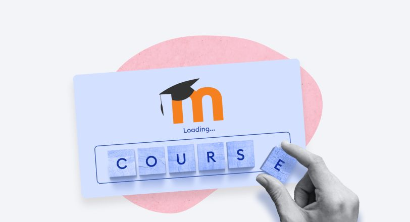 How to create a course in Moodle