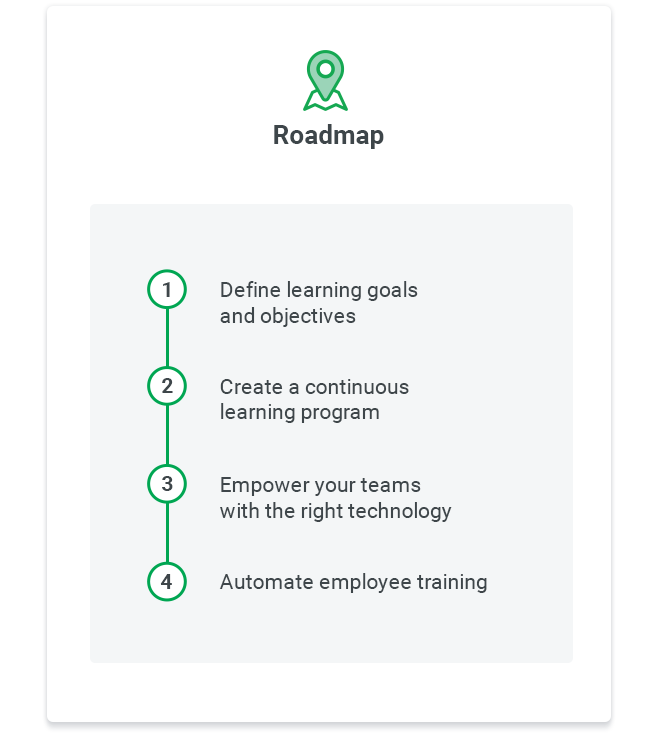 Guide on how to launch continuous learning