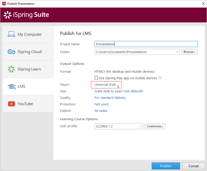 How to Convert MP4 to SCORM in a Snap