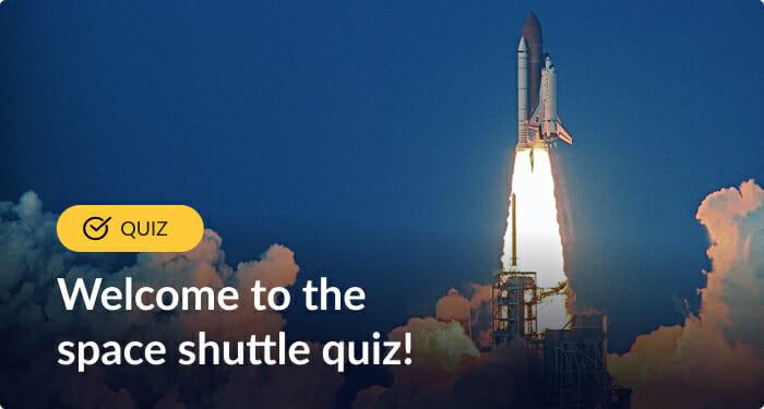 Une question d'approche de la navette spatiale