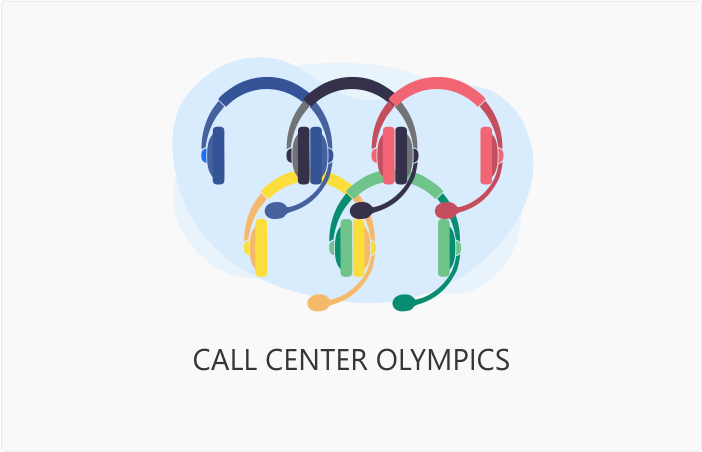 Call Center Olympics Game