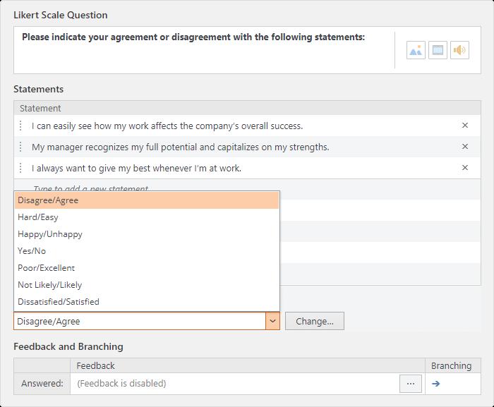 iSpring QuizMaker提供14种测试题型,轻松创建在线测试(下)