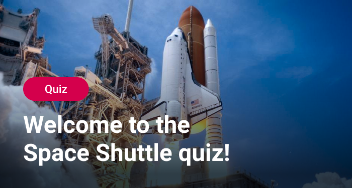 Space Shuttle Quiz