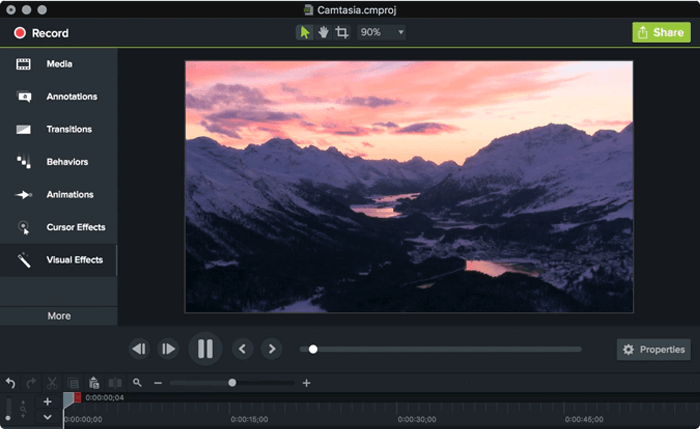 Camtasia Screen Recorder and Video Editor