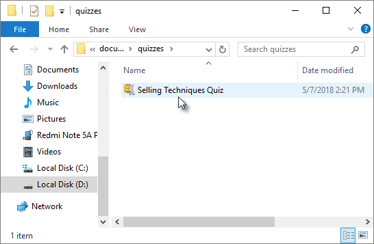 Publishing Quizzes For Lms Ispring Quizmaker 9 Ispring Help Docs