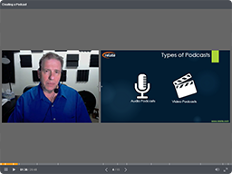Creating a Podcast Training