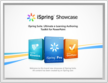 iSpring Showcase