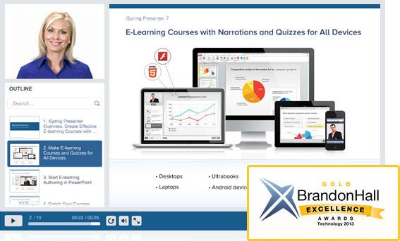 Ispring Presenter, E-learning tool yang harus dikuasain pendidik