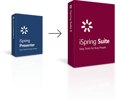 iSpring Presenter is now iSpring Suite