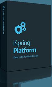 Test-Drive iSpring Platform