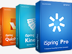 iSpring Suite ultimate e-learning authoring toolkit